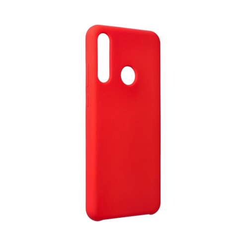 Forcell Silicone Carcasa Para Huawei Y6P Rouge
