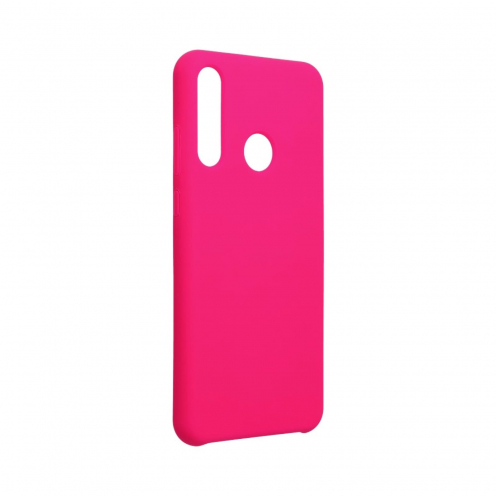 Forcell Silicone Carcasa Para Huawei Y6P Rose Hot