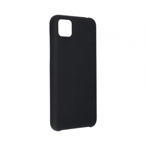 Forcell Silicone Carcasa Para Huawei Y5P Noir