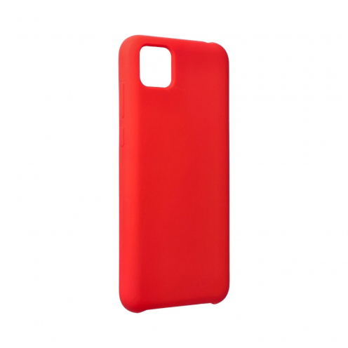 Forcell Silicone Carcasa Para Huawei Y5P Rouge