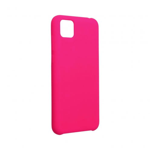 Forcell Silicone Carcasa Para Huawei Y5P Rose Hot