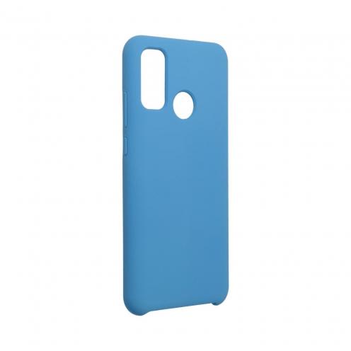 Forcell Silicone Carcasa Para Huawei P Smart 2020 Bleu