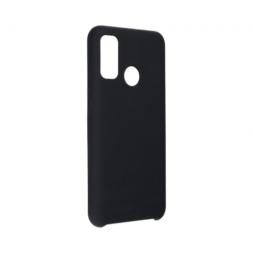 Forcell Silicone Carcasa Para Huawei P Smart 2020 Noir