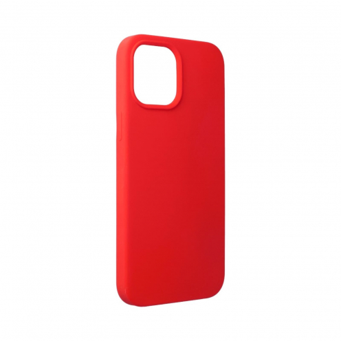 Forcell Silicone Carcasa Para iPhone 12 PRO MAX Rouge