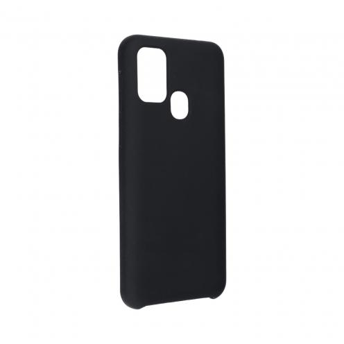 Forcell Silicone Carcasa Para Samsung Galaxy M31 Noir