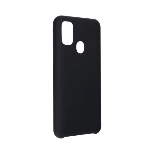 Forcell Silicone Carcasa Para Samsung Galaxy M21 Noir