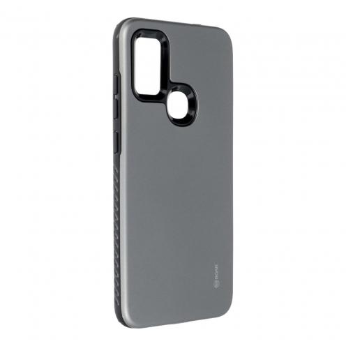 Carcasa Antichoc Roar© Rico Armor Para Samsung Galaxy M51 Gris