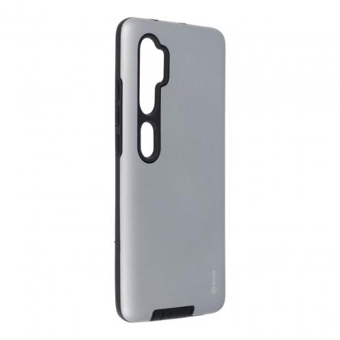 Carcasa Antichoc Roar© Rico Armor Para Xiaomi Mi Note 10 Gris