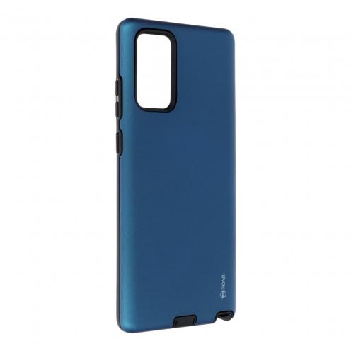 Carcasa Antichoc Roar© Rico Armor Para Samsung Galaxy Note 20 Bleu Marine