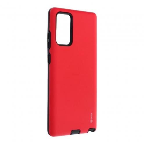 Carcasa Antichoc Roar© Rico Armor Para Samsung Galaxy Note 20 Rouge