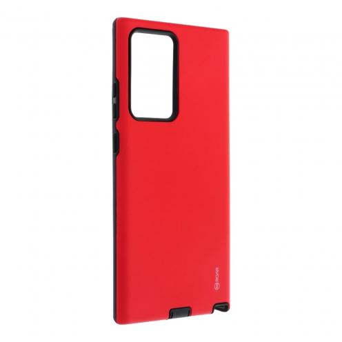 Carcasa Antichoc Roar© Rico Armor Para Samsung Galaxy Note 20 Ultra Rouge