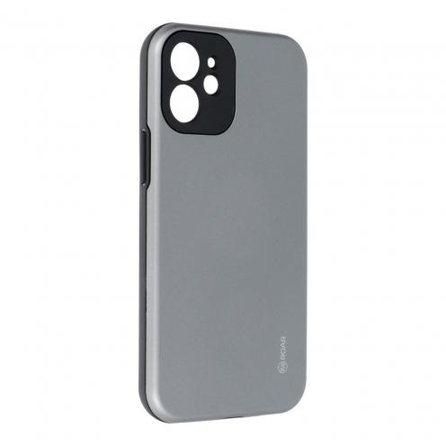 Carcasa Antichoc Roar© Rico Armor Para iPhone 12 Mini Gris