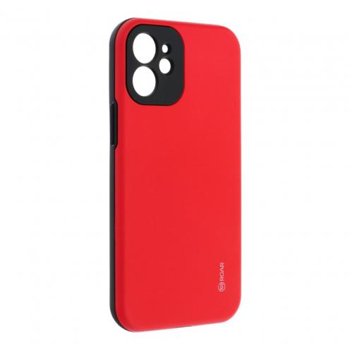 Carcasa Antichoc Roar© Rico Armor Para iPhone 12 Mini Rouge
