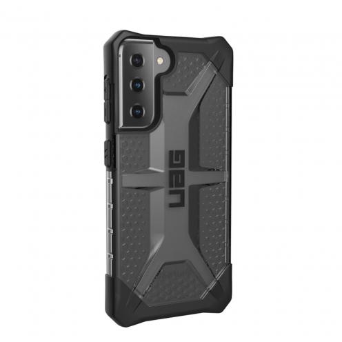 Carcasa Antichoc Urban Armor Gear® UAG Plasma Para Samsung S21 Noir transparent
