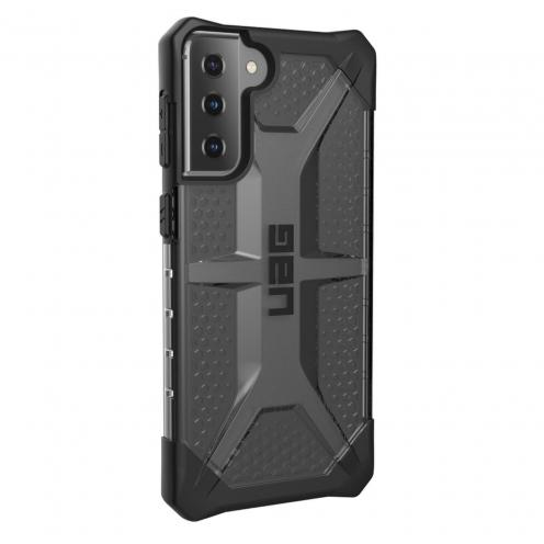 Carcasa Antichoc Urban Armor Gear® UAG Plasma Para Samsung S21 PLUS Noir transparent