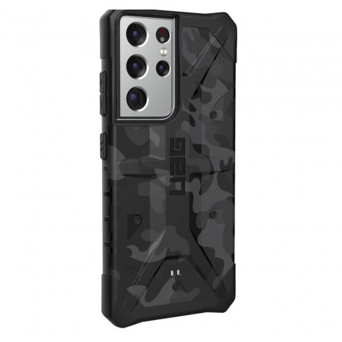 Carcasa Antichoc Urban Armor Gear® UAG Pathfinder Para Samsung S21 ULTRA midnight camo