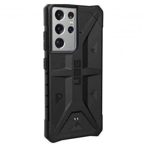 Carcasa Antichoc Urban Armor Gear® UAG Pathfinder Para Samsung S21 Ultra Noir