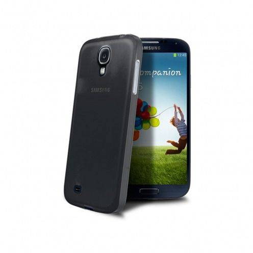 Funda Ultra fino 0.3mm Frost Samsung Galaxy S4 negro