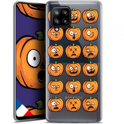 "Carcasa Gel Extra Fina Samsung Galaxy A42 5G (6.6"") Halloween Cartoon Citrouille"