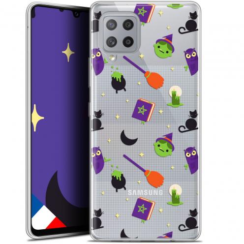 "Carcasa Gel Extra Fina Samsung Galaxy A42 5G (6.6"") Halloween Witch Potter"