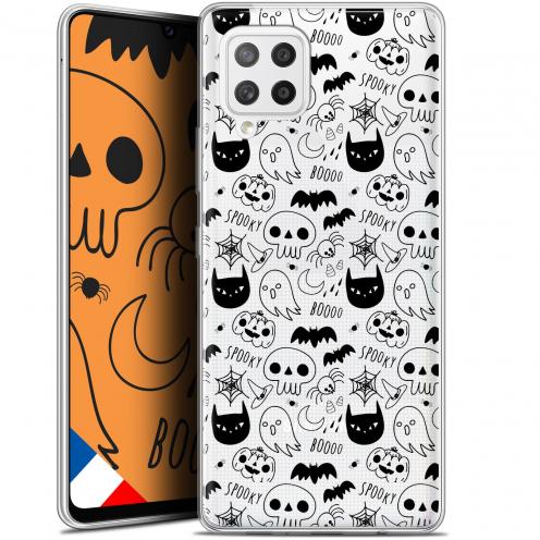 "Carcasa Gel Extra Fina Samsung Galaxy A42 5G (6.6"") Halloween Spooky"
