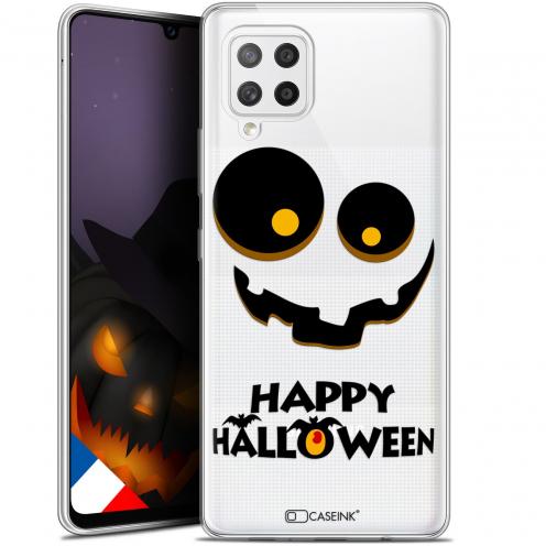 "Carcasa Gel Extra Fina Samsung Galaxy A42 5G (6.6"") Halloween Happy"