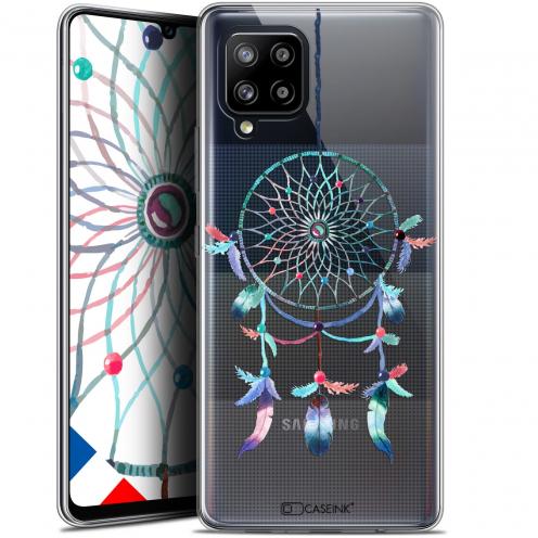 """Carcasa Gel Extra Fina Samsung Galaxy A42 5G (6.6"""") Dreamy Attrape Rêves Rainbow"""
