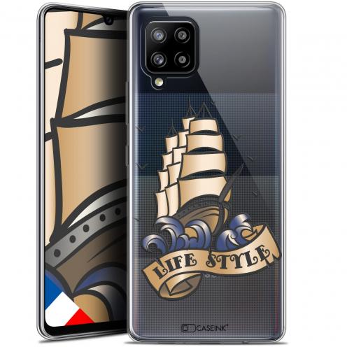 "Carcasa Gel Extra Fina Samsung Galaxy A42 5G (6.6"") Tatoo Lover Fashion"