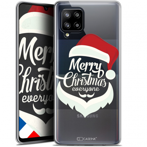 "Carcasa Gel Extra Fina Samsung Galaxy A42 5G (6.6"") Noël 2017 Merry Everyone"