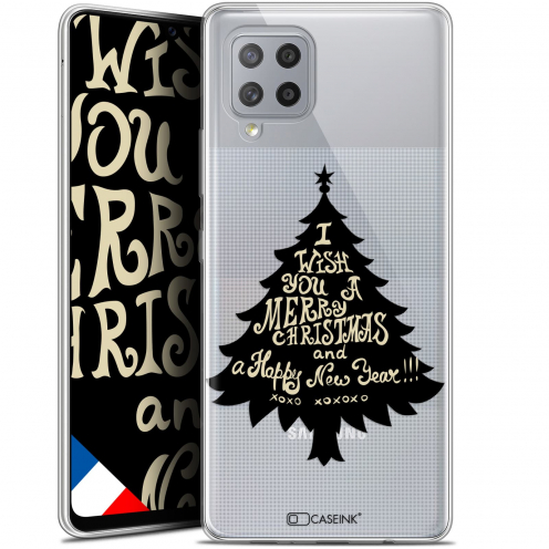 "Carcasa Gel Extra Fina Samsung Galaxy A42 5G (6.6"") Noël 2017 XOXO Tree"