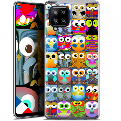 "Carcasa Gel Extra Fina Samsung Galaxy A42 5G (6.6"") Claude Hibous"