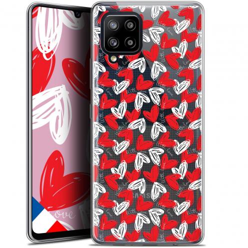 "Carcasa Gel Extra Fina Samsung Galaxy A42 5G (6.6"") Love With Love"
