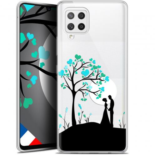 "Carcasa Gel Extra Fina Samsung Galaxy A42 5G (6.6"") Love Sous l'arbre"