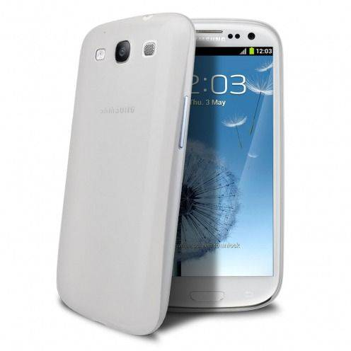 Funda Ultra fino 0.3mm Frost Samsung Galaxy S3 transparente