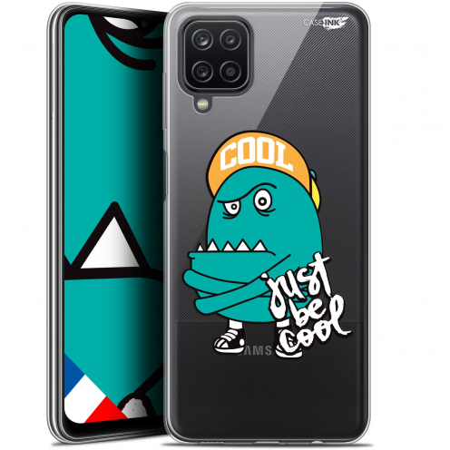 "Carcasa Gel Extra Fina Samsung Galaxy A12 (6.5"") Design Be Cool"