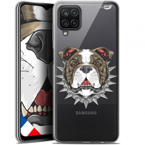 "Carcasa Gel Extra Fina Samsung Galaxy A12 (6.5"") Design Doggy"