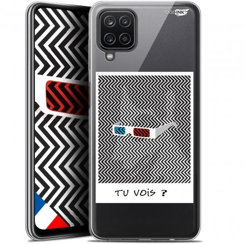 "Carcasa Gel Extra Fina Samsung Galaxy A12 (6.5"") Design Tu Vois ce que Je Vois ?"