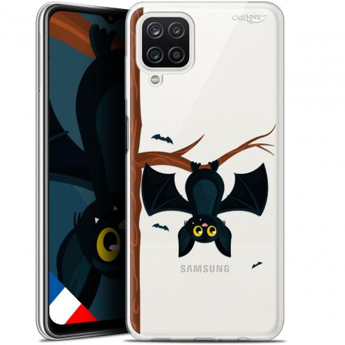 """Carcasa Gel Extra Fina Samsung Galaxy A12 (6.5"""") Design Petite Chauve Souris"""