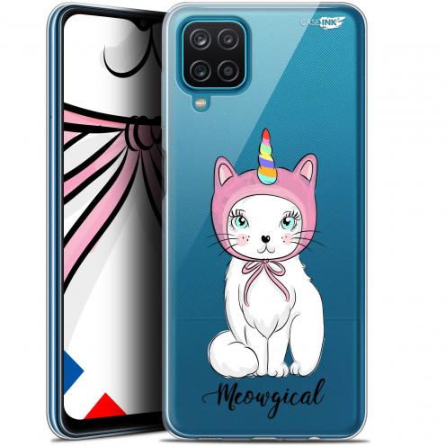 "Carcasa Gel Extra Fina Samsung Galaxy A12 (6.5"") Design Ce Chat Est MEOUgical"