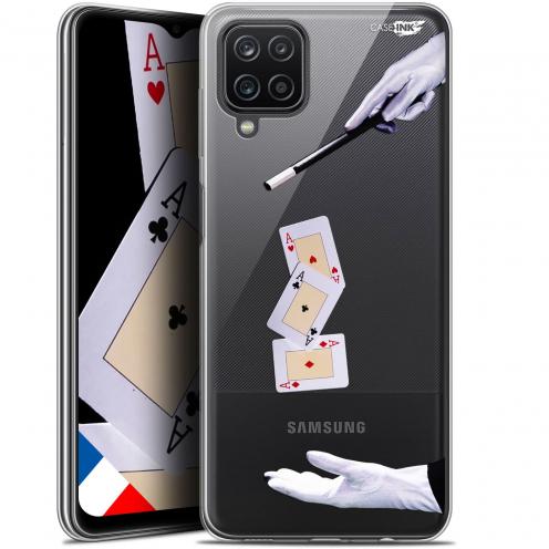 """Carcasa Gel Extra Fina Samsung Galaxy A12 (6.5"""") Design Cartes Magiques"""