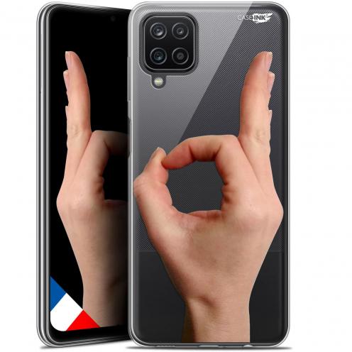 "Carcasa Gel Extra Fina Samsung Galaxy A12 (6.5"") Design Le Jeu du Rond"