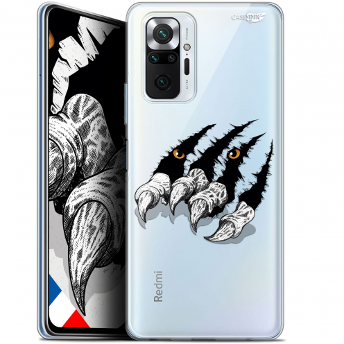 "Carcasa Gel Extra Fina Xiaomi Redmi Note 10 PRO (6.7"") Design Les Griffes"