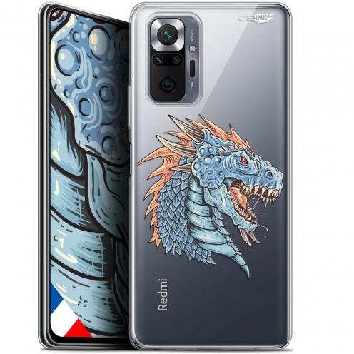 "Carcasa Gel Extra Fina Xiaomi Redmi Note 10 PRO (6.7"") Design Dragon Draw"