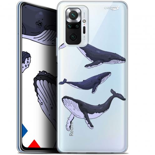"Carcasa Gel Extra Fina Xiaomi Redmi Note 10 PRO (6.7"") Design Les 3 Baleines"