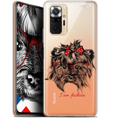 "Carcasa Gel Extra Fina Xiaomi Redmi Note 10 PRO (6.7"") Design Fashion Dog"