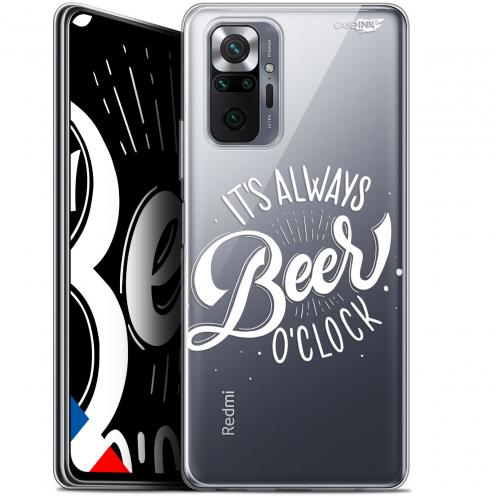 """Carcasa Gel Extra Fina Xiaomi Redmi Note 10 PRO (6.7"""") Design Its Beer O'Clock"""