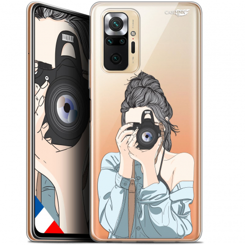 "Carcasa Gel Extra Fina Xiaomi Redmi Note 10 PRO (6.7"") Design La Photographe"
