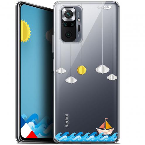 "Carcasa Gel Extra Fina Xiaomi Redmi Note 10 PRO (6.7"") Design Petit Bateau en Mer"