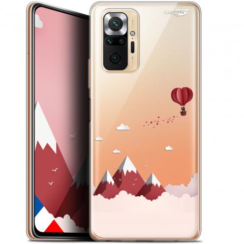 "Carcasa Gel Extra Fina Xiaomi Redmi Note 10 PRO (6.7"") Design Montagne En Montgolfière"