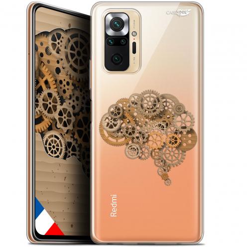 "Carcasa Gel Extra Fina Xiaomi Redmi Note 10 PRO (6.7"") Design Mécanismes du Cerveau"